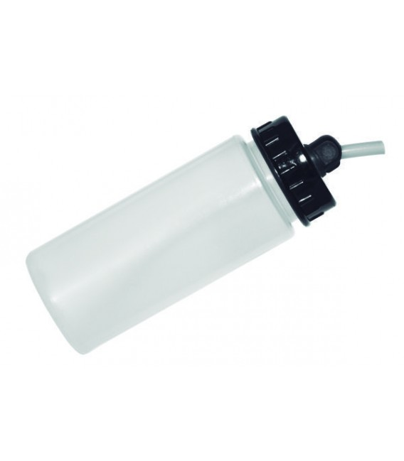 g) Translucent plastic bottles 80 ml. for airbrush (DP02).