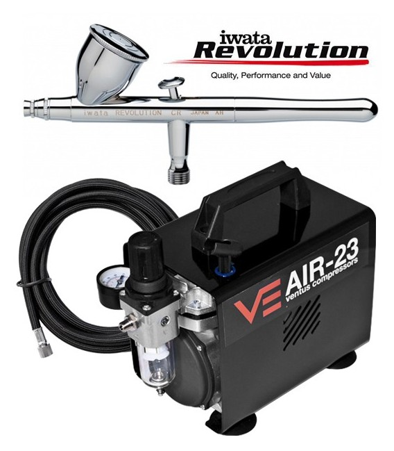 Airbrushing kit Revolution CR / Air23