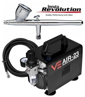 Kit aerografia Revolution CR / Air23