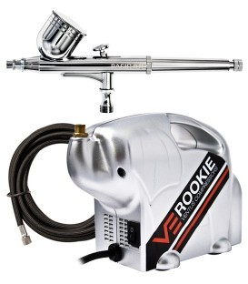 Rookie airbrush kit