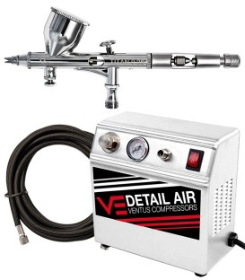 Detail airbrush kit