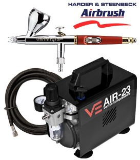 Kit aerografia Infinity Two in One / Air23
