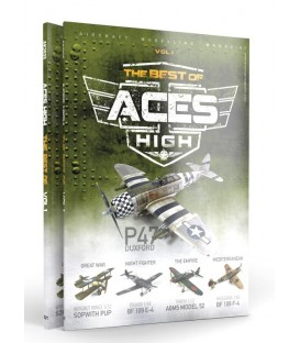 AK2925 The best of Aces High Magazine – Vol1 - English