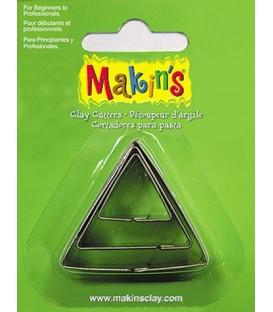 36003 Triângulos Set 3 cortadores Makins