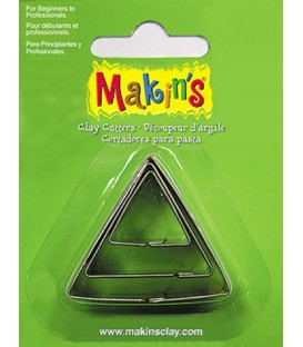 36003 Triangulos Set de 3 cortadores Makins
