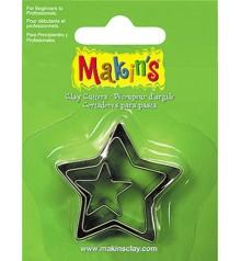 36006 Estels Set de 3 talladors Makins