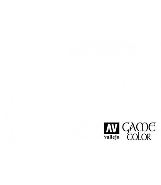 72.001 Blanc Calavera Game Color 17ml.