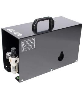 d) Compresor automatico para aerografia SIL-AIR 15 A