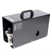 d) Automatic airbrush compressor SIL-AIR 15 A