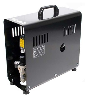 Automatic airbrush compressor SIL-AIR 30 D