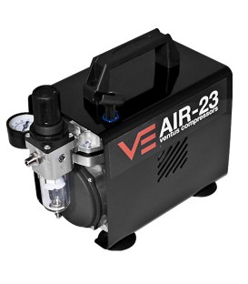 Automatic airbrush compressor VENTUS AIR-23