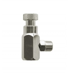 Airblast regulator adaptor para aerografo