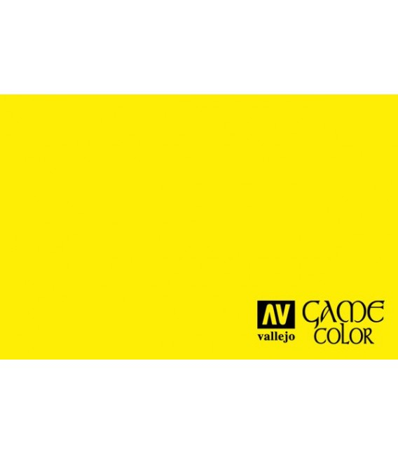 72.005 Moon Yellow Game Color 17ml.