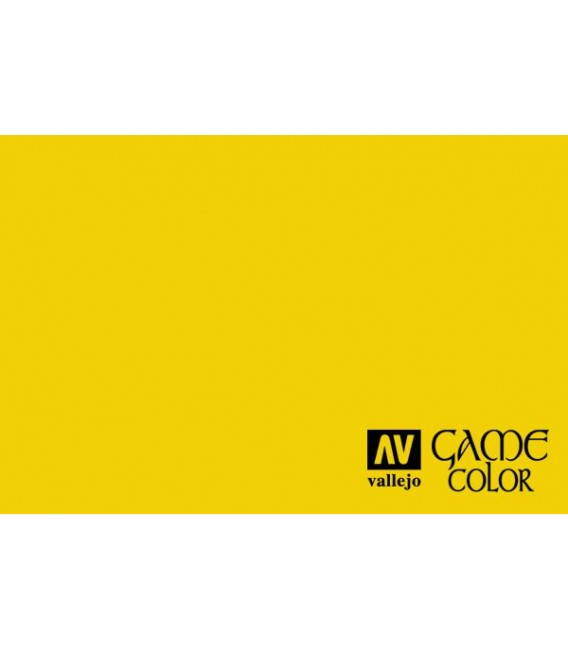 72.006 Amarillo Soleado Game Color 17ml.