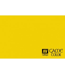72.006 Amarillo Soleado Game Color 17ml.