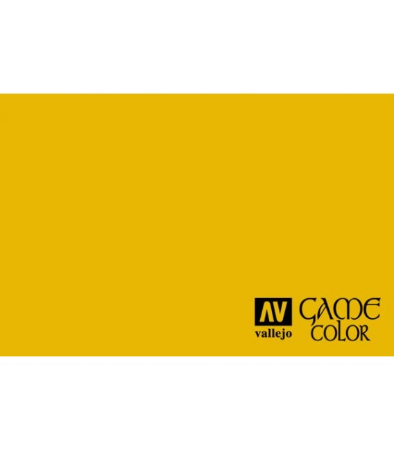72.007 Gold Yellow Game Color 17ml.