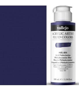 Acrilic Artist Fluid 100 ml Azul Ftalocianina