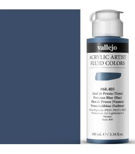 Acrilic Artist Fluid 100 ml Azul de Prusia (Tono)