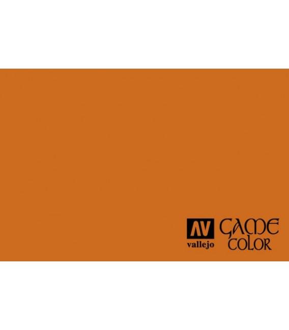 72.008 Orange Fire Game Color 17ml.