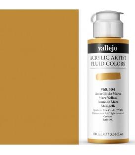 Acrilic Artist Fluid 100 ml Amarillo de Marte