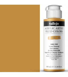 Acrilic Artist Fluid 100 ml Siena Natural