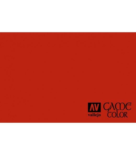 72.009 Hot Orange Game Color 17ml.