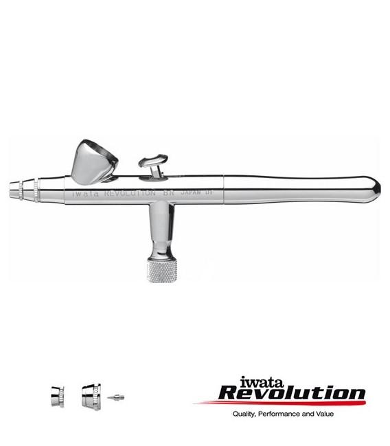 Aerograf IWATA REVOLUTION HP-BR 03