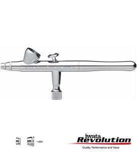 IWATA REVOLUTION HP-BR 03 airbrush