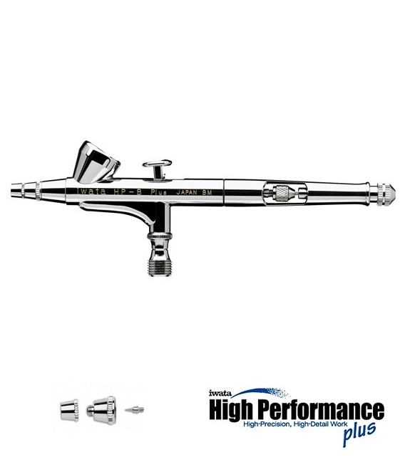 IWATA HIGH PERFORMANCEHP-B PLUS 02 airbrush