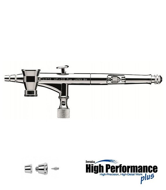 Aerograf IWATA HIGH PERFORMANCE HP-SB PLUS 02