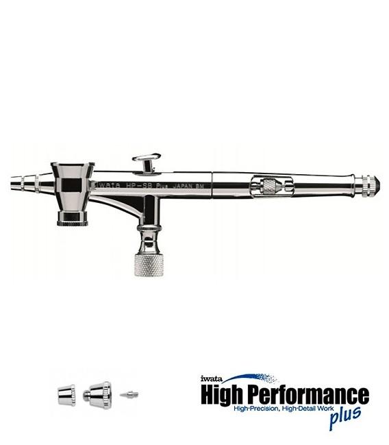 IWATA HIGH PERFORMANCE HP-SB PLUS 02 airbrush