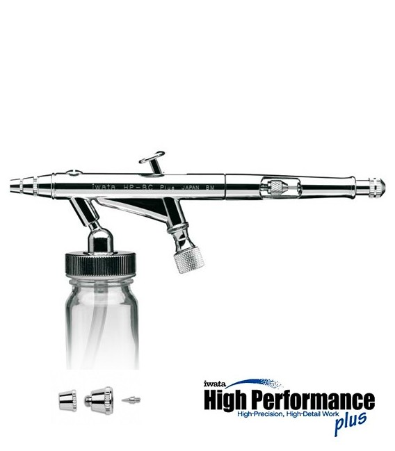 IWATA HIGH PERFORMANCE HP-BC2 PLUS 04 airbrush