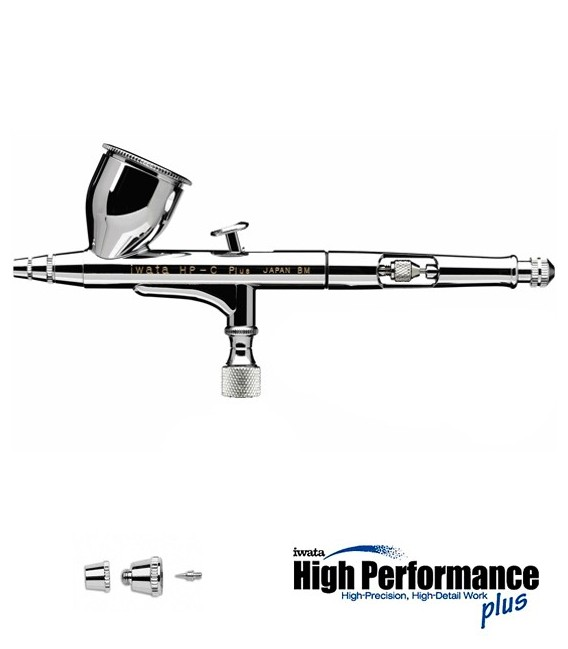 Aerografo IWATA HIGH PERFORMANCE HP-C PLUS 03