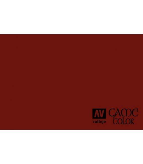 72.011 Gory Red Game Color 17ml.