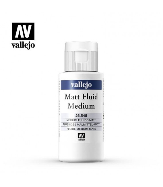 Fluide medium mate Vallejo 60 ml.