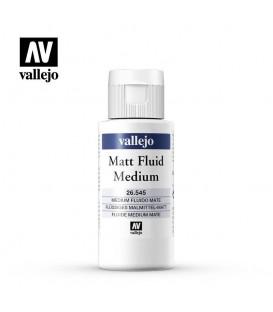 Medium acrilico fluido mate Vallejo 60 ml.