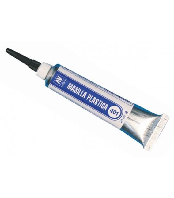 70.401 Plastic putty Vallejo 20 ml.