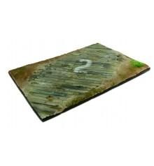 SC102 Base aerea de madera Scenics Diorama Bases 31 x 21
