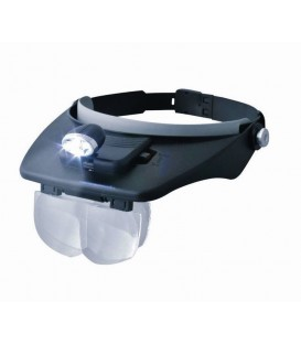 Head Magnifier with Led and Various Magnifications