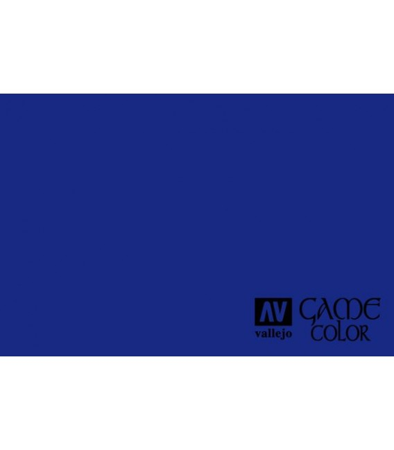 72.022 Ultramarine Blue Game Color 17ml.
