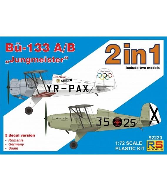 """Bücker 133 A/B """"Jungmeister"""" 92220"""