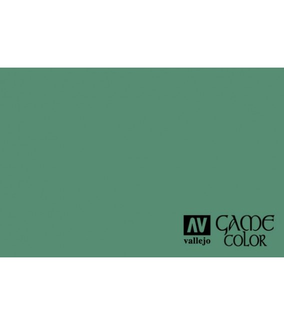 72.025 Foul Green Game Color 17ml.