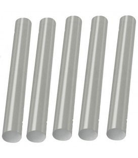 5 Glue Sticks Set Star Tec Transparent/White 7.5 x 100 mm.