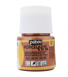 PORCELAINE 150 45 ML COBRE ROSA