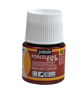PORCELAINE 150 45 ML NARANJA TORNASOLADO