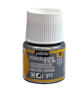 PORCELAINE 150 45 ML PLATA TORNASOLADO
