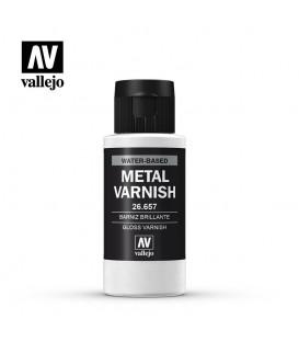 26657 Vernis Metall Brillant Metal Color 60 ml.