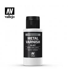 26657 Gloss Metal Varnish Metal Color 60 ml.