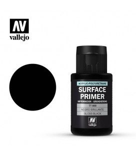 77.660 Imprimación Negro Brillante Metal Color 32 ml.