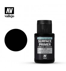 77.660 Gloss Black Primer Metal Color 32 ml.